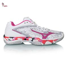 Mizuno Wave Mirage NB Women's Chaussure De Basket - SS17 - 38 - Chaussures mizuno (*Partner-Link)