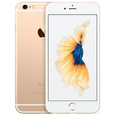CELULAR APPLE IPHONE 6S MKQL2LZ/A 16GB OURO