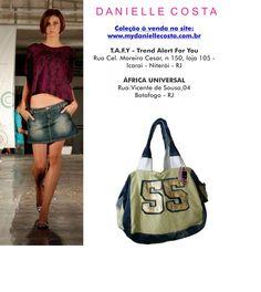 Á venda no site:www.mydaniellecosta.com.br