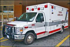 Nassau Ambulance 67-02, Town of Nassau, NY (Rensselaer County)