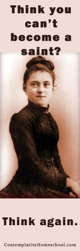 Association Of Catholic Women Bloggers: You're more like St. Therese than you think