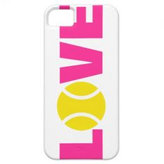 Tennis ball iPhone 5 case. Well I only have the 4 and I'm not planning on getting a 5 but if I do, I am so getting this case