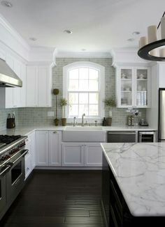 """""""traditional"""" style kitchen"""