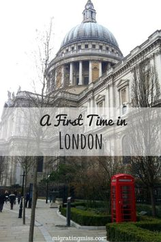 A Kiwi's First Time in LondonA Kiwi's First Time in London