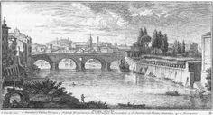 Ponte Sisto (foot bridge in Rome)