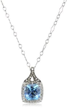 Badgley Mischka Fine Jewelry White and Champagne Diamonds Cushion Cut Blue Topaz Pendant Necklace Badgley Mischka Fine Jewelry,http://www.amazon.com/dp/B0095S1UF2/ref=cm_sw_r_pi_dp_YC0ktb0WPNJ0BBTQ