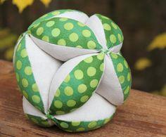 SewnBuddies - Montessori Infant Puzzle Ball