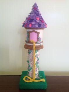 Handmade Rapunzel's Tower