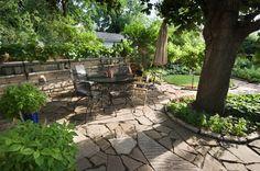 Nice patio design.
