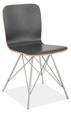 Salter Dining Chairs - Modern Dining Chairs - Modern Dining Room Furniture - Room & Board