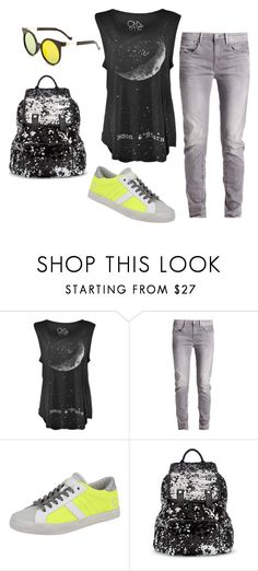 """весна"" by dashauday on Polyvore featuring G-Star and Miss Selfridge"