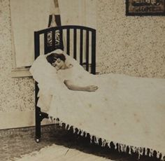 vintage everyday: Creepy 1920s Photos of The Boogeyman These rare creepy photos from the 1920s exemplify every childhood fear you ever had of the boogeyman.