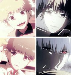 Kaneki Ken and Nagachika Hideyoshi   Tokyo Ghoul   ROOT A WHY, HIDE DID NOTHING WRONG AND NOW HES DEAD WOW THANKS
