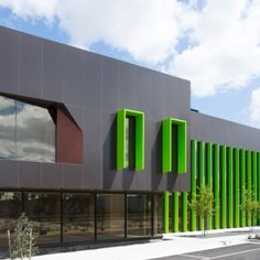 GP Super Clinic Melbourne, #Alucobond #Architecture