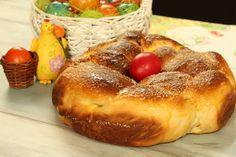 Козунак за домашна хлебопекарна
