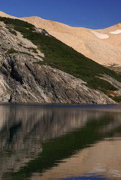 Laguna Negra: Bariloche, Argentina