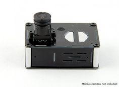 Mobius Pour Case Conversion GoPro Facteur de forme pour Gimbal montage Gopro, Nintendo Consoles, Conversation, Action, Group Action