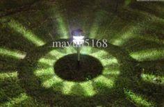 Solar Led Lights, Solar Lamp, Garden Font, Hydroponics System, Patio Lighting, Landscape, Outdoor Decor, Light Led, Ideas Para