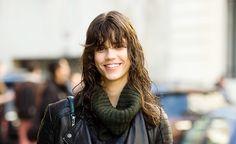 Luftgetrocknete Haare: Vier coole Looks, die ohne stundenlanges Föhnen klappen