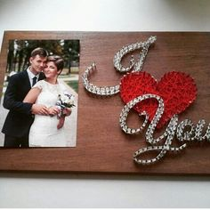 # Handmade to order # Stringart # with own hands Wedding String Art, String Art Diy, String Crafts, String Art Templates, String Art Patterns, Craft Patterns, Arte Linear, Diy And Crafts, Arts And Crafts