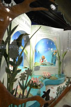 WORK: The Magic of Beatrix Potter in Fenwick's windows this Christmas – Creative Review Christmas Backdrops, Christmas Window Display, Peter Rabbit Birthday, Christmas World, Kids Library, Creative Review, Whimsical Christmas, Japanese Graphic Design, Up Book