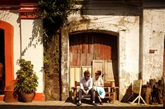 The Jamies' Engagement Shoot in Idyllic Ilocos