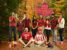 Our boss is Canadian and very proud of it. At work, we celebrate Canadian Thanksgiving every year. Since Canadian Thanksgiving was on Monday. Happy Thanksgiving Canada, Thanksgiving Cards, Thanksgiving Recipes, Canadian Things, I Am Canadian, Fb Quote, Canada Eh, Happy Labor Day, Funny Photos