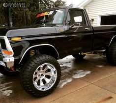 Pin by Russ Dorothy on Ford Trucks Chevy Trucks, Big Ford Trucks, 1979 Ford Truck, Vintage Pickup Trucks, Classic Ford Trucks, 4x4 Trucks, Diesel Trucks, Cool Trucks, Ford 4x4