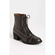 Jeffrey Campbell 'Mattie' Boot ($180) ❤ liked on Polyvore