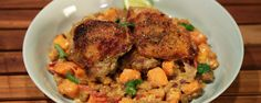 One Pot Braised Chicken Recipe | The Chew - ABC.com