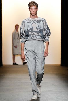 Billy Reid Spring 2016 Menswear - Collection - Gallery - Style.com