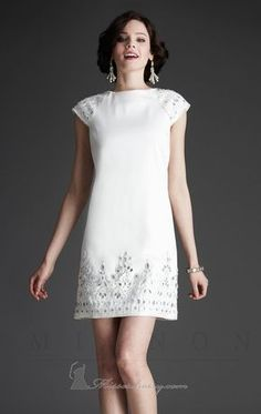 Dress by Mignon MB118 by The White Collection by Mignon