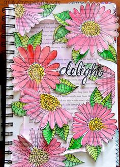 Beginning Your Art Journal - CreativeMeInspiredYou.com