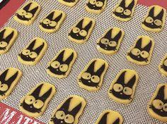 黒猫ジジ☆アイスボックスクッキー by umi0407 [クックパッド] 簡単おいしいみんなのレシピが233万品
