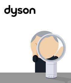 INNOVAZIONE DI PRODOTTO CHAPEAU SIR DYSON