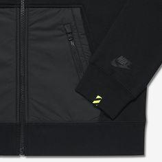 Męska bluza z kapturem Nike Track and Field Full-Zip
