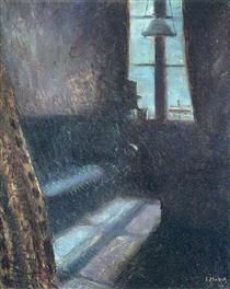 'Night' - Edvard Munch.