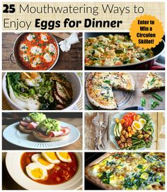 25 Mouthwatering Ways to Enjoy Eggs for Dinner