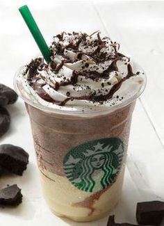 Hot Fudge Sundae Frappuccino! Starbucks Secrets! (also comes in a latte) look for the How to Order!