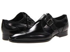 DSQUARED2 Ernersto Monk Strap- Men's black shoe