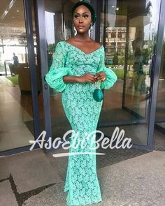 New Fashion African Women Ankara Kitenge Ideas African Lace Styles, African Lace Dresses, African Dresses For Women, African Attire, African Fashion Dresses, African Wear, African Women, African Style, Ankara Styles