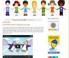 Tres blogs de Inglés para Primaria - Educación 3.0