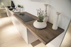 Armony - Italian kitchen design. www.armonycucine.it Worktop detail