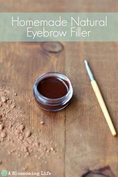 These DIY natural makeup tutorials will have your skin glowing. The best part is that you can customize the makeup colors to your exact taste! makeup recipes All Natural Non-Toxic Makeup DIYs - This Natural Home Homemade Cosmetics, Mac Cosmetics, Luxury Cosmetics, Beauty Hacks For Teens, Diy Beauté, Non Toxic Makeup, Natural Eyebrows, Natural Beauty Tips, All Natural Makeup