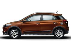 New Review Hyundai i20 Active 2015 Release Side View Model