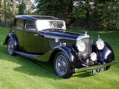 1935 Bentley 3.5 Litre Sports Saloon