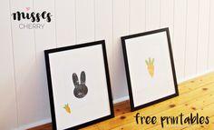 Misses Cherry: Free Printables
