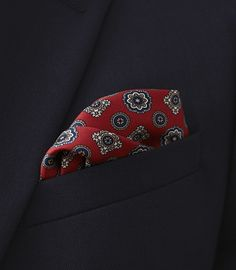 Slim Pure Silk 6.5 cm// 2½ Inches Flat End Navy Blue Knit Tie