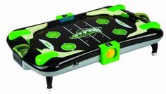 Franklin Sports GITD Flipper Hockey by Franklin. $16.00. The Frankliln Glow in the Dark Flipper Hockey is fun to play in the light and in the night! It features the powerful Zero Gravity Sports power air motor and a 2 player manual flipper hockey. It's tabletop design with rubber non-slip feet is great for any room in your home. Great for players 5 years of age and older.. Save 38% Off!