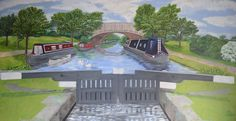 Canal Lock Dream
